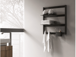 Wall towel rack Dama