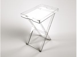 Foldable coffee table Mister X