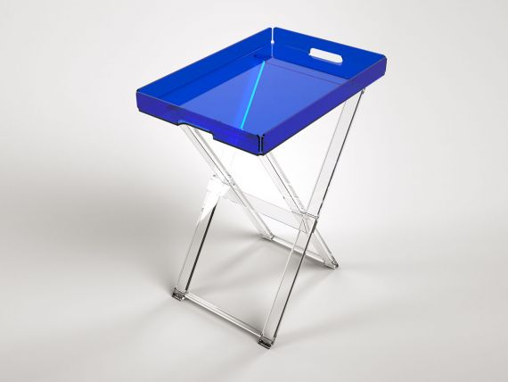Table basse pliable Mister X