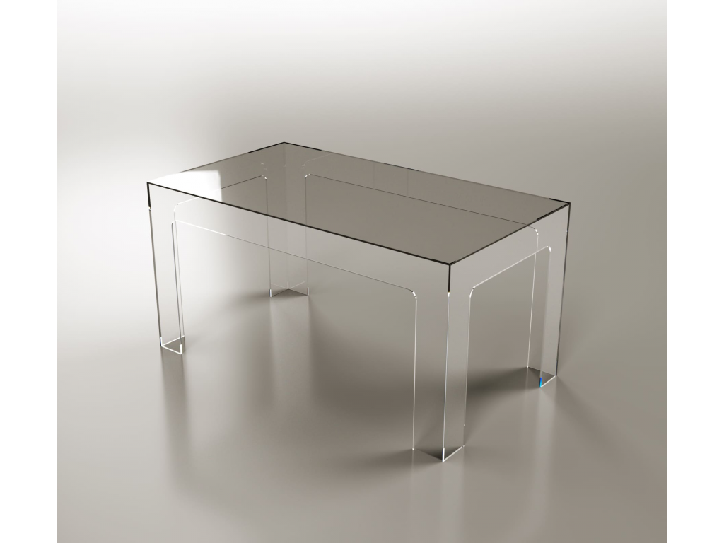 Table Basse En Plexiglas Luce