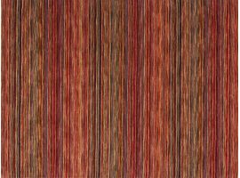 Teppich Blue - Red - Green Handloom 111 handgewebt
