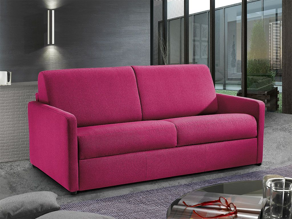 Letto Sofa.Fabric Sofa Bed Eric 8