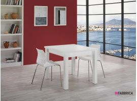 Table carrée extensible Open