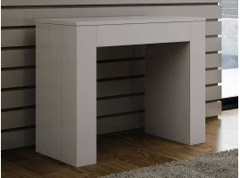 Console table with built-in extensions Harlem