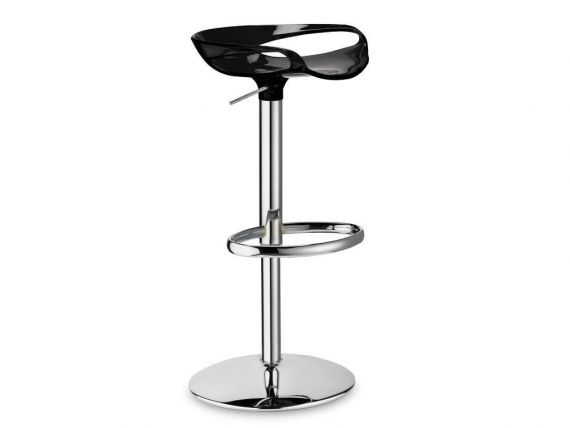 Revolving and adjustable stool Zoe