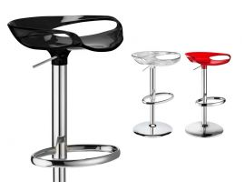 Swivel bar stool Zoe