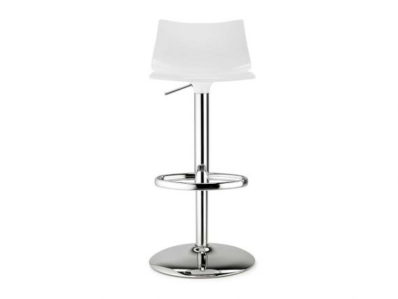 Revolving and adjustable stool Day up