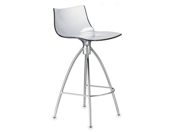 Polycarbonate stool Daylight 65