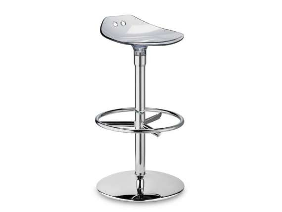 Frog twist Polycarbonate stool