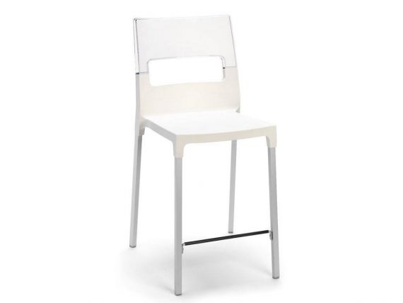 Hocker aus Polypropylen Diva 65