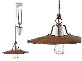 Pendant lamp for kitchen Grunge