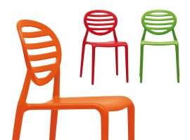 Polypropylene chair Top Gio