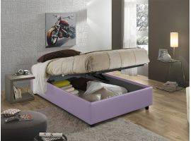 French bed with storage container Sommier
