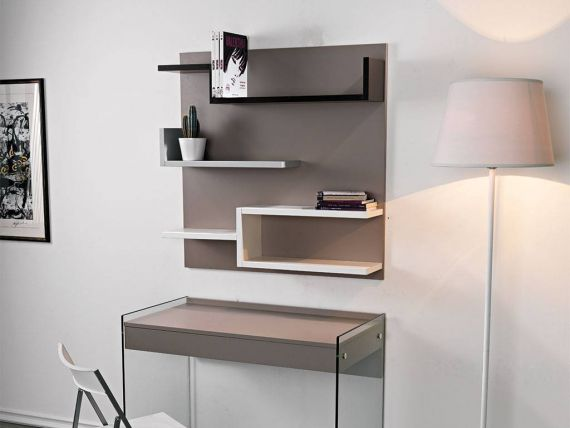 Wall bookcase Myshelf