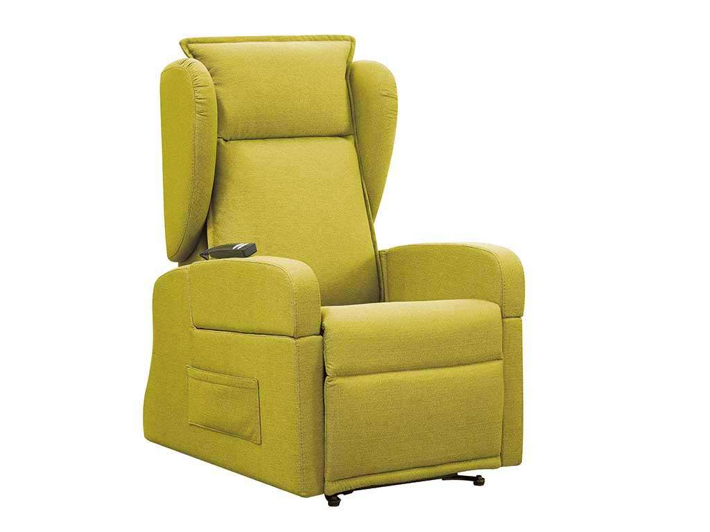 Recliner armchairs for the elderly - Damiana
