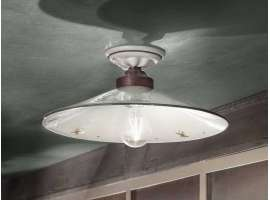 Ceiling light for classic kitchen Asti C057