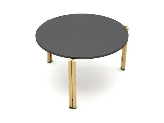 Round small coffee tables Essence