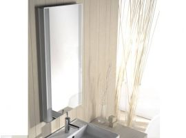 Lighted mirror Cubic 1