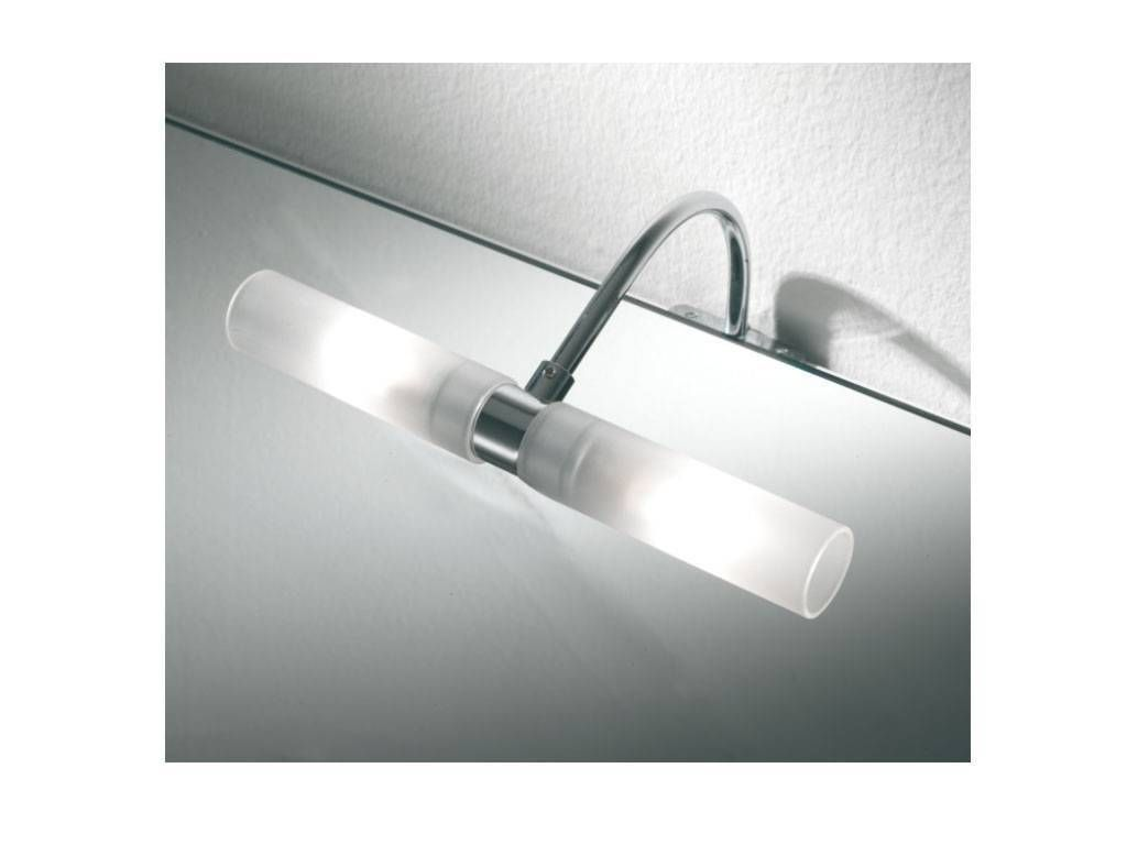 Mirror with spotlight leader 1 - Plafoniere bagno ikea ...