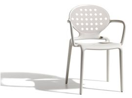 Chair with armrests Colette