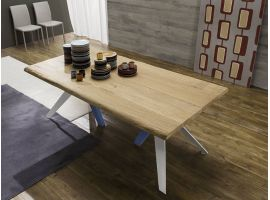 Fly Legno oak table