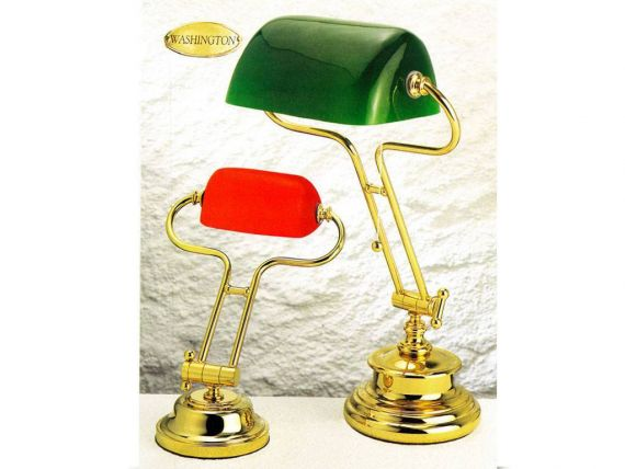 Lampe de table style marine Washington