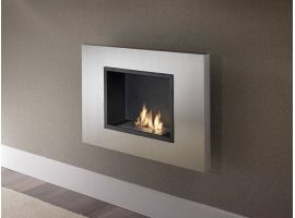 Theodor wall fireplace