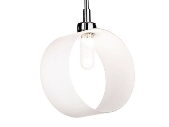 Anello SP1 hanging lamp in colored glass