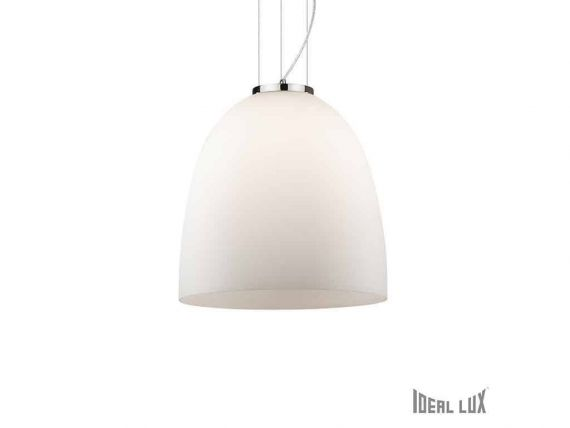 Eva hanging lamp in glass