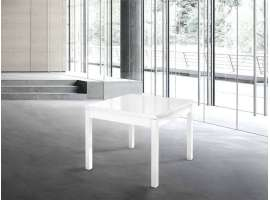Raffaello carré table extensible