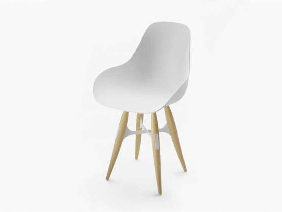Design Chair ZigZag Dimple