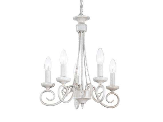 Brandy handcrafted chandelier