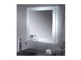 Lighted mirror Cubic 2